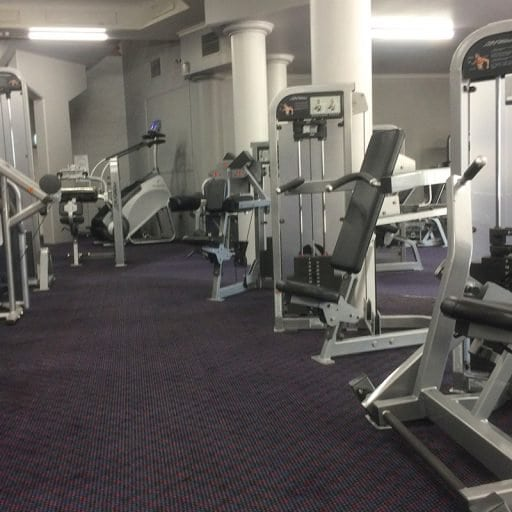Some insights of the CBD gym floor - Strand Fitness