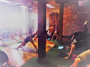 Yoga Hub CBD
