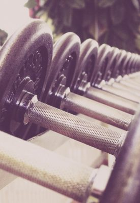 Fitness Goals and Personal Preference
